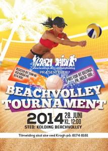 Crazy Daisy Beachvolley Tournament
